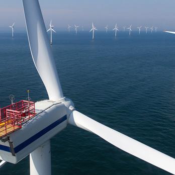 Pioniers op het gebied van offshore windprojecten