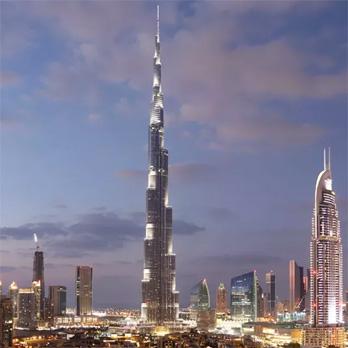 Burj Khalifa: torenhoge veiligheid