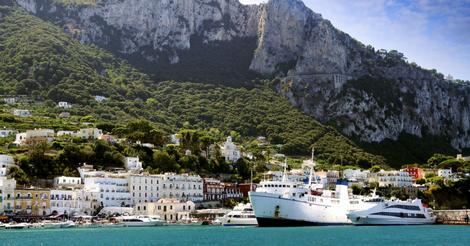 Prysmian ontvangt contract van €40 miljoen voor de realisatie van onderzeese kabelverbinding tussen Capri en Sorrento.