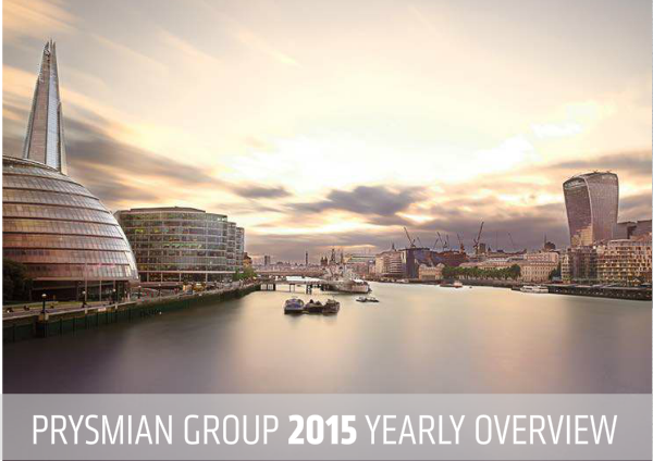2015 Yearly Overview